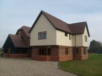 5 Bed bespoke house in Boxted